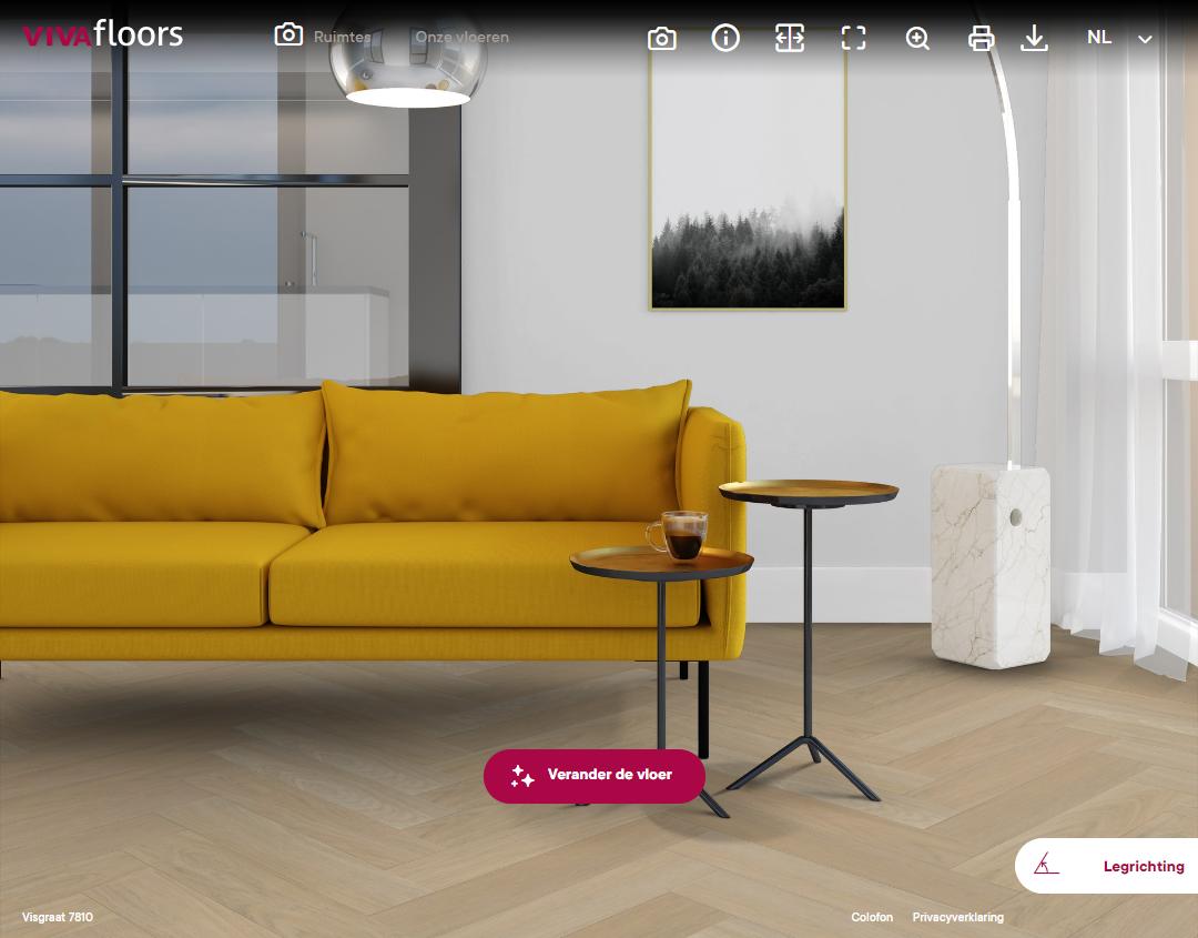 Viva Floors Roomplanner