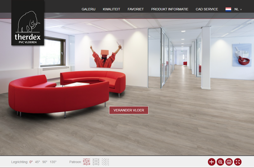 Therdex Roomplanner